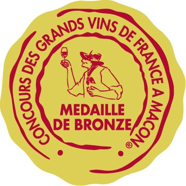 MEDAILLE BRONZE CONCOURS MACON 2019